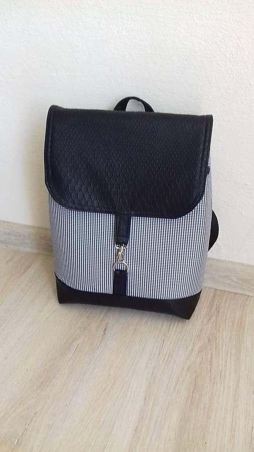 75e8b11b1c8 Elegantný batoh   svan - SAShE.sk - Handmade Batohy