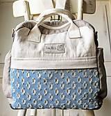 Veľké tašky - Lu.Si.L bag 3in1 No.1 - 9838870_