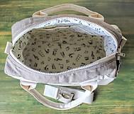 Veľké tašky - Lu.Si.L bag 3in1 No.1 - 9838873_