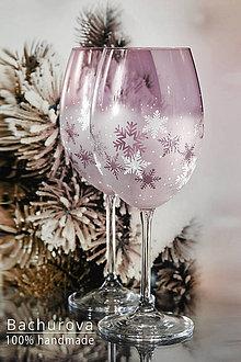 Kytice pre nevestu - Vianočné poháre - 9842686_
