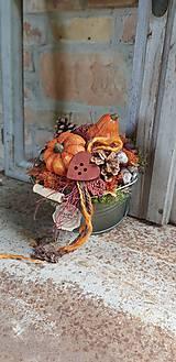 Dekorácie - Jesenná dekorácia - 9843774_