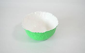 Nádoby - Recyklovaná miska - MINT 1 - 9844523_