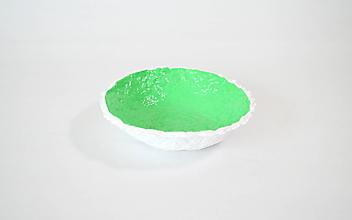 Nádoby - Recyklovaná miska - MINT 2 - 9844638_