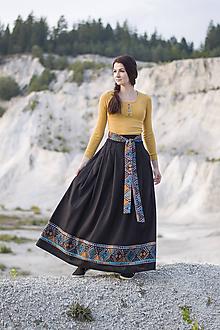 Sukne - sukňa Zoe - etno - 9843241_