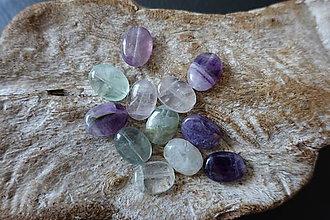 Minerály - Fluorit ovál - 9842196_