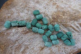 Minerály - Achát valček (Zelená) - 9842989_