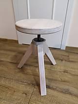 Nábytok - Industriálna stolička - 9844442_