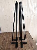 Nábytok - HAIRPIN LEGS (stolové nohy) - 9844650_