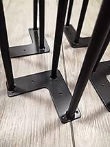 Nábytok - HAIRPIN LEGS (stolové nohy) - 9844653_