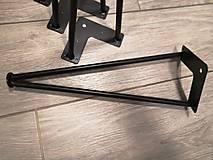 Nábytok - HAIRPIN LEGS 400mm - 9844667_