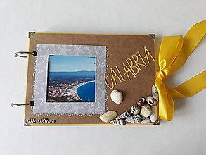 Papiernictvo - Dovolenkový fotoalbum (Calabria) - 9846759_