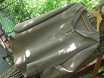 Mikiny - Ľanová mikina s kapucňou - 9846022_
