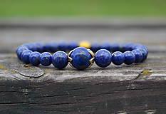 Lapis Lazuli náramok