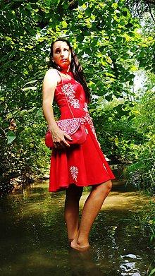 Šaty - Dámske spoločenské šaty - 9845772_