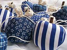 Dekorácie - Modré jablká - 9844721_