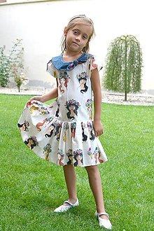 Detské oblečenie - šaty - 9848905_