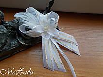 Pierka - Svadobné pierko biele - 9847617_