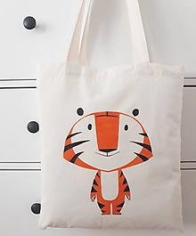 Nákupné tašky - Tigrík - 9850521_