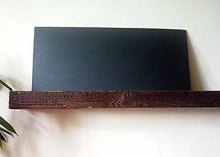 Tabuľky - Magnetická tabuľka 22 (30cm x 70cm) - 9849028_