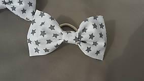gumička s hviezdami