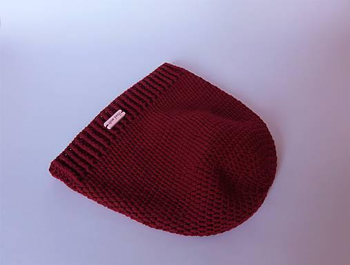 6d0ff75bd Háčkovaná čiapka / BabetoArt - SAShE.sk - Handmade Čiapky