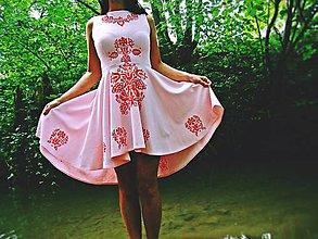 Šaty - Dámske spoločenské šaty - 9847965_