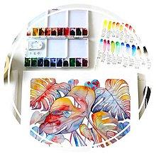 Kurzy - WORKSHOP akvarelovej maľby, úvodný kurz - 9847892_