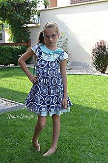 Detské oblečenie - sukňa zásterková (sukňa) - 9851317_