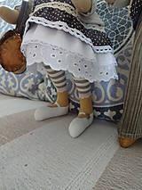 Bábiky - Myší  vintage párik - 9853059_