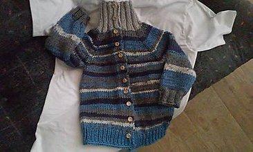 Detské oblečenie - chlapčenská vesta - 9852528_