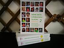 Dobrý obchod - Kniha Máme dieťa s poruchou sluchu 2 - 9851743_