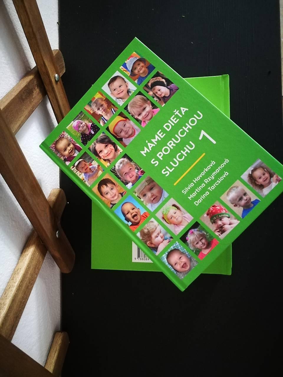 Kniha Máme dieťa s poruchou sluchu 1