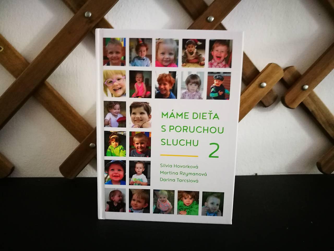 Kniha Máme dieťa s poruchou sluchu 2