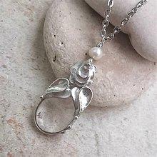 Náhrdelníky - KERASIA náhrdelník - 9853389_