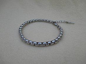 Šperky - Pánsky náramok - chirurgická oceľ - 9854083_