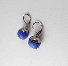 Náušnice - Tana šperky - keramika/platina - 9852245_