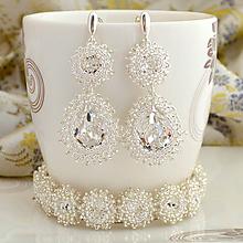 Sady šperkov - Diamond Ana set (Ag925) - 9853201_