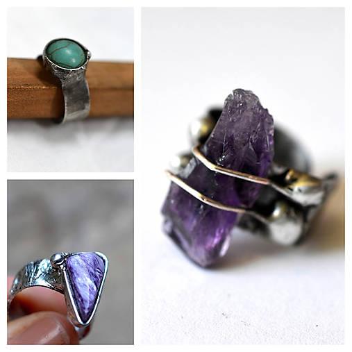 22.september SOBOTA Žilina Kurz výroby prstienkov umeleckou technikou Tiffany