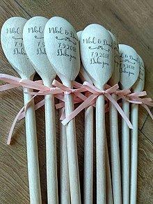 Darčeky pre svadobčanov - varešky ako dar pre svadobných hostí - 9854147_