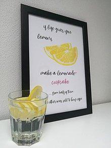 Obrazy - Obraz Lemons - 9854278_