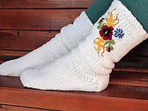 - Makové ponožky - 9853422_