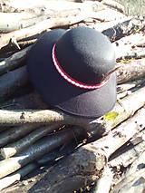 Doplnky - Pánsky klobúk - 9854425_