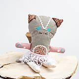 Hračky - Kočička velká - 9856714_
