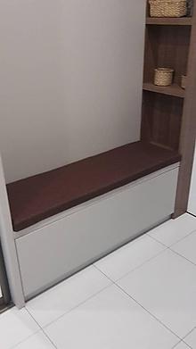 Úžitkový textil - Sedák na lavicu - 9857422_