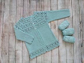 Detské oblečenie - Sveter - 9855274_