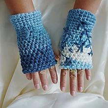 Rukavice - Bezprstové rukavice