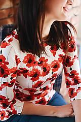 Tričká - Tričko na dojčenie Maky - 9856100_