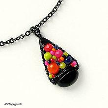 Náhrdelníky - Náhrdelník ♥ MEXICO II ♥ - 9856343_