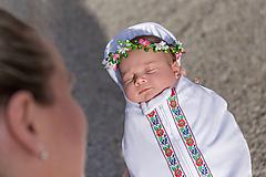 Textil - Moderná perinka MIMI folková - 9858803_