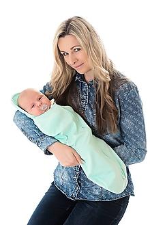 Textil - Moderná perinka Mimi pepermintová - 9858763_
